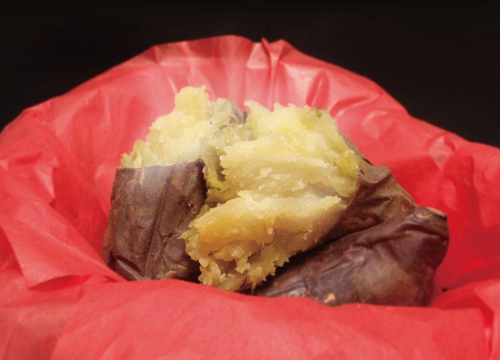 梅原農園の焼き芋